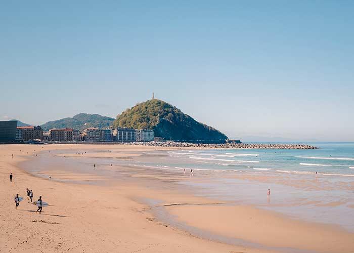 Bord de Mer au Pays Basque