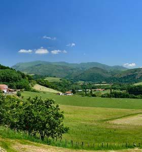 Camping pays basque - Visite du pays basque
