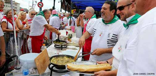 Déguster des spécialités du Pays Basque
