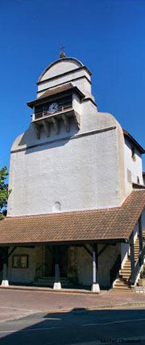 Visiter l'église d'urt